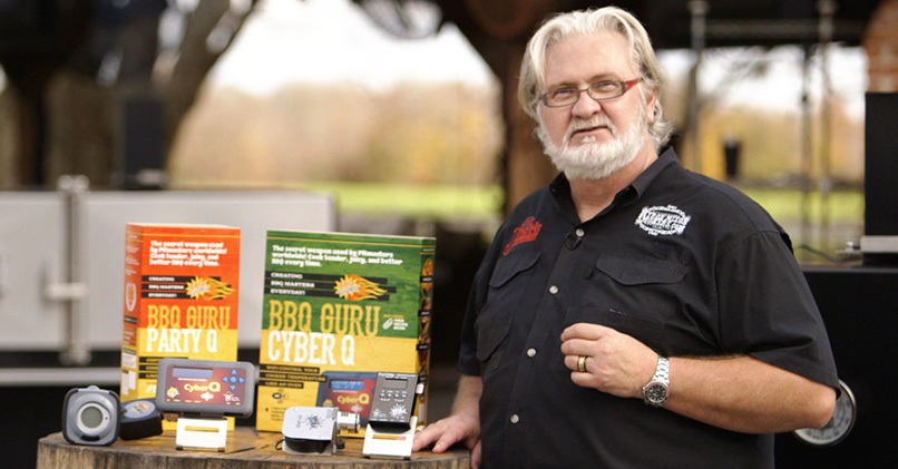 Myron Mixon Talks Bbq Guru You Are Gonna Love It